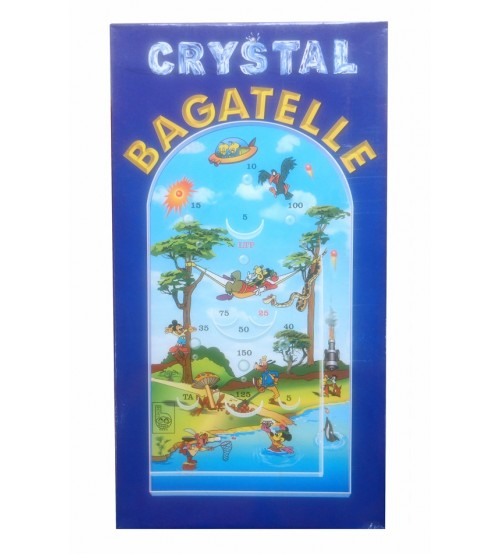 Crystal Bagatelle