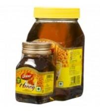 Dabur Honey 1 Kg with Free 250 ML