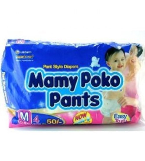 Mamy Poko Pants M4 R2