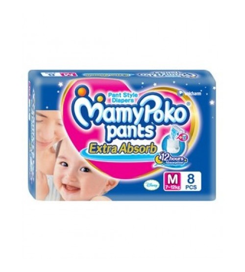 MamyPoko Pants M8 (8 Pcs)