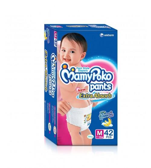 MamyPoko Pants S42 (42 Pcs)