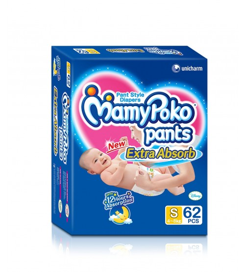 MamyPoko Pants S62 (62 Pcs)