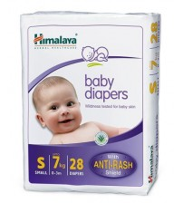 Himalaya Baby Diaper S-28pc