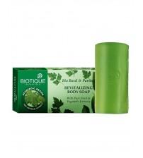 Biotique Basil and Parsley Revitilizing Body Soap, 150g