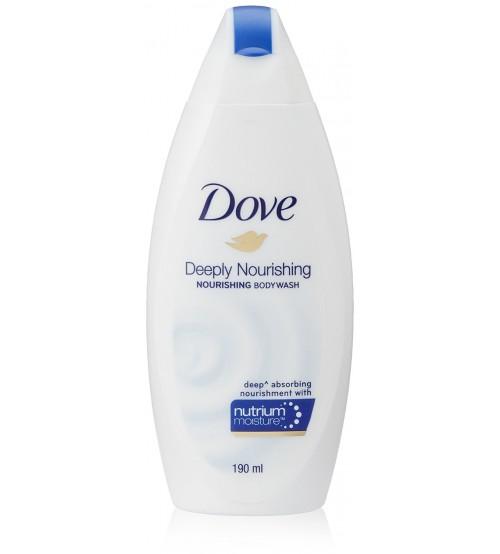 Dove Deeply Nourishing Body Wash, 190 ml