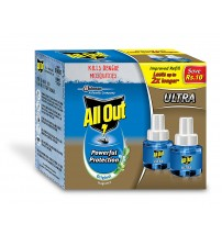 All Out Ultra Refill (Clear, 2-Pieces)