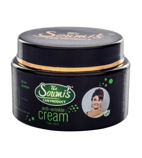 The Soumi's CAN Anti Wrinkle Cream